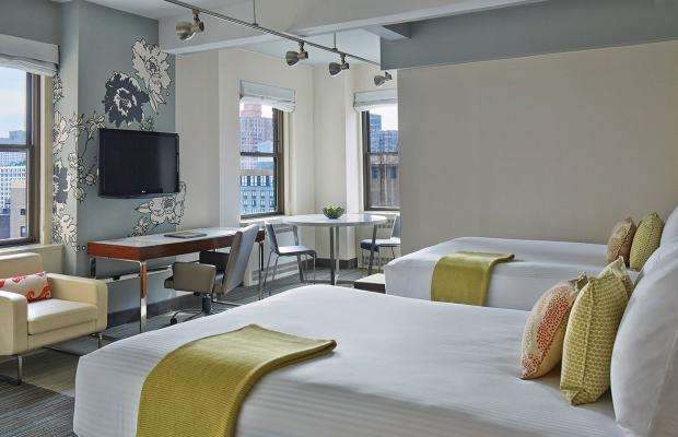 фотографии отеля Stewart Hotel (ex. Affinia Manhattan) изображение №7