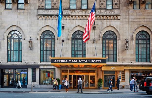 фото отеля Stewart Hotel (ex. Affinia Manhattan) изображение №1