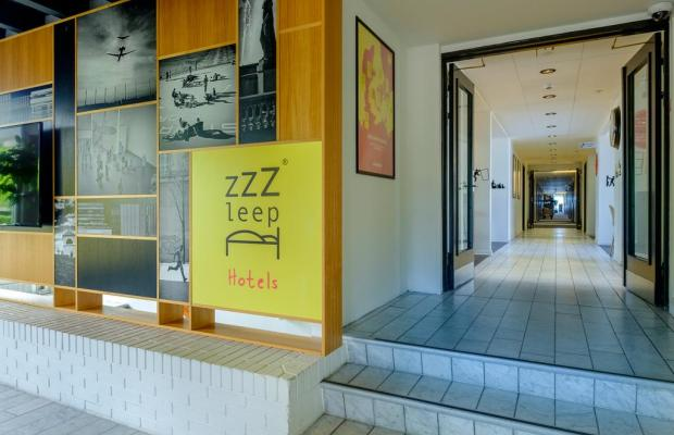 фото отеля Zleep Hotel Airport (ex. Best Western Bel Ai) изображение №13