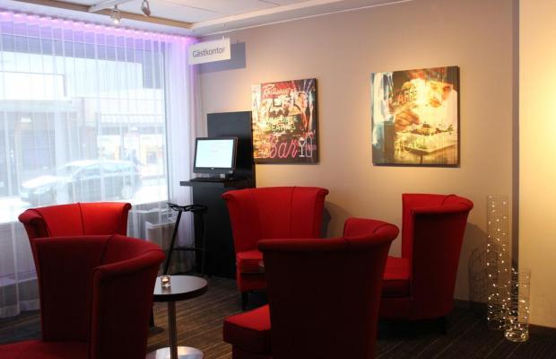 фотографии отеля Scandic Sundsvall City изображение №27
