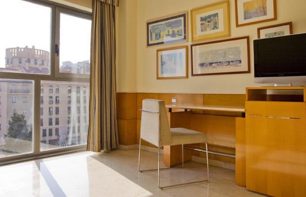 фотографии отеля NH Ciudad Zaragoza изображение №27