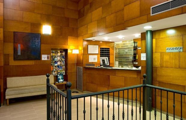фотографии отеля Nuevo Hotel Horus (ex. NH Orus) изображение №15