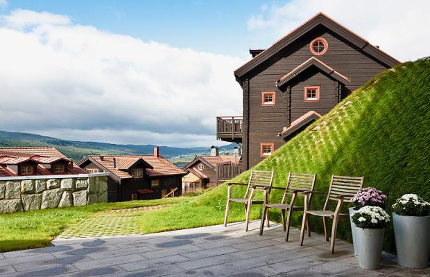 фото отеля Tottbacken Peak Perfomance Mountain House изображение №5