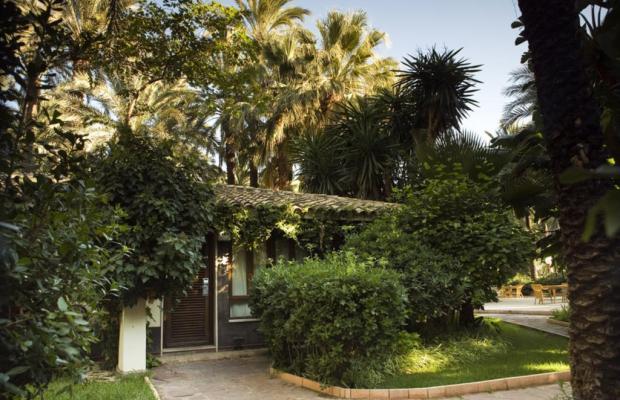 фотографии отеля Huerto del Cura изображение №23