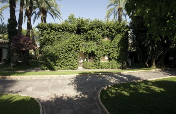 фотографии отеля Huerto del Cura изображение №19