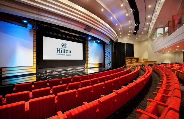 фотографии Hilton Stockholm Slussen изображение №52