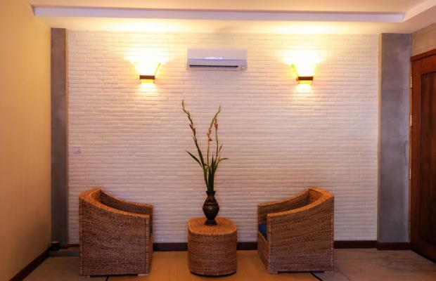 фото Frangipani Fine Arts Hotel изображение №6