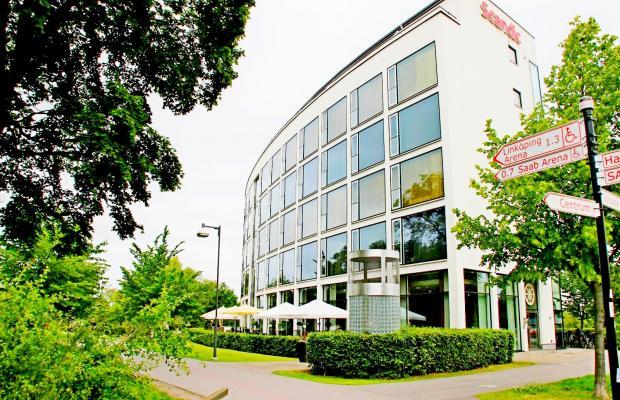 фотографии отеля Scandic City изображение №7