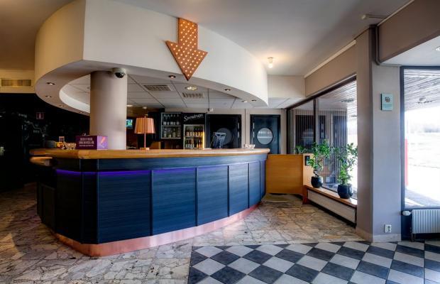 фотографии отеля Scandic West изображение №7
