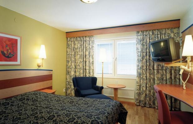 фотографии отеля Scandic Grand Hotel изображение №43