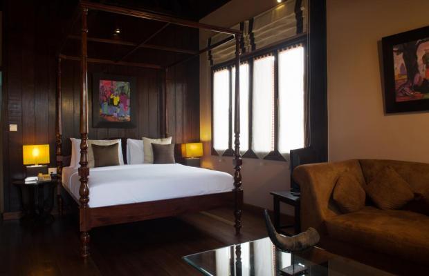фотографии отеля The Samar Villas & Spa Resort изображение №3
