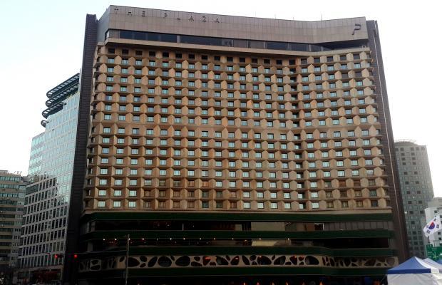 фото отеля THE PLAZA Seoul изображение №1