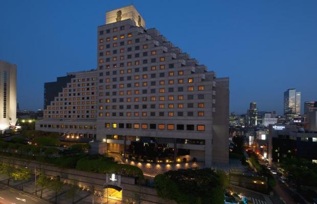 фотографии отеля Ritz Carlton Seoul изображение №3