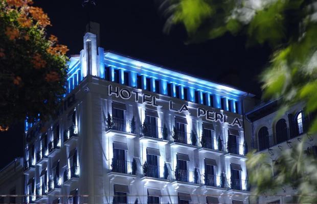 фото отеля Gran Hotel La Perla изображение №21