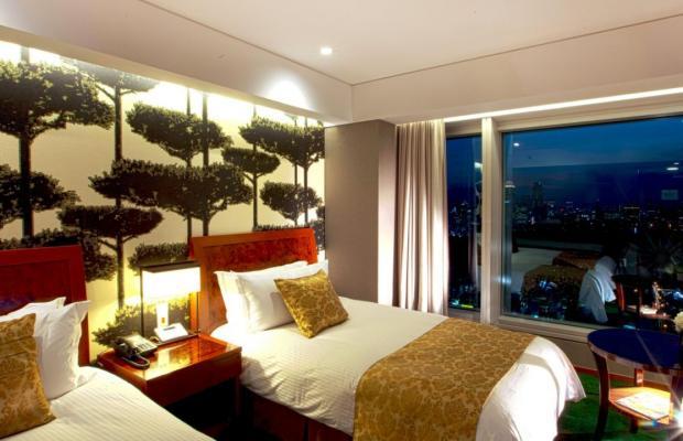 фотографии отеля COEX InterContinental Seoul изображение №3