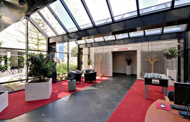 фотографии отеля Scandic Aarhus Vest изображение №39