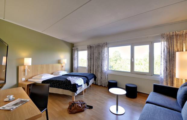 фотографии отеля Scandic Aarhus Vest изображение №3