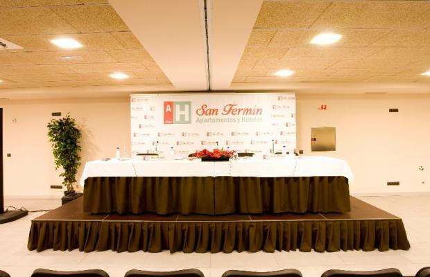 фотографии отеля AH San Fermin Pamplona изображение №19