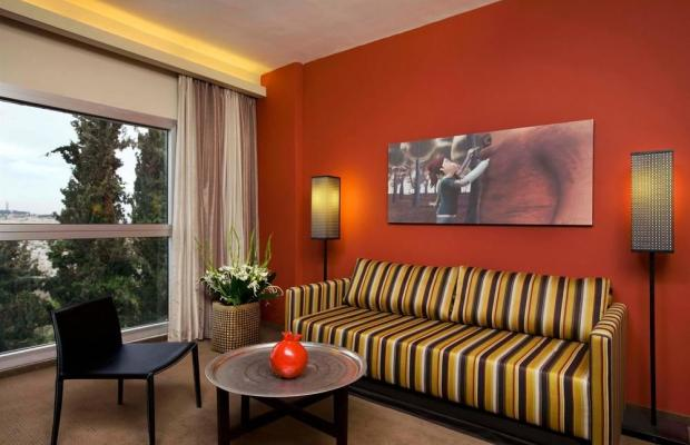 фотографии отеля Dan Boutique Jerusalem (ex. Ariel) изображение №19