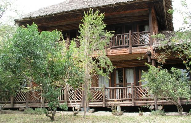 фото Mara Simba Lodge изображение №14