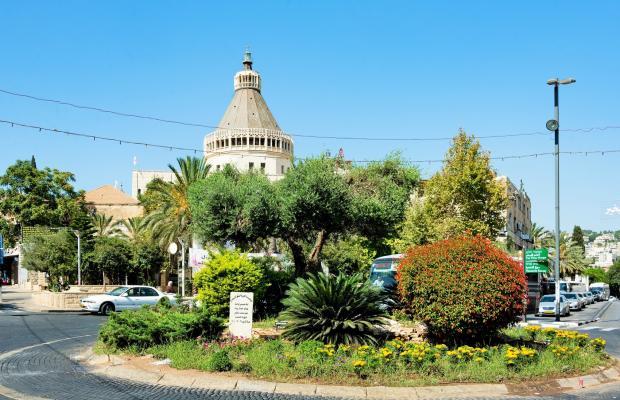 фотографии отеля Gardenia Nazareth Hotel изображение №7