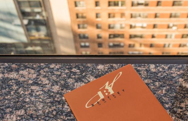 фотографии отеля The Bentley Hotel изображение №27