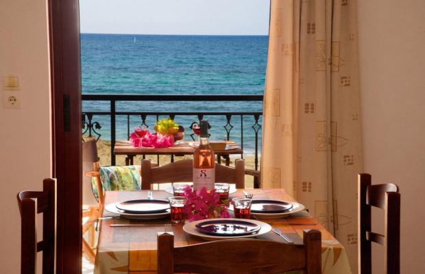 фотографии отеля Ammos Residence изображение №19