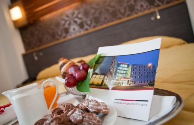 фотографии отеля Hotel Cosmopolitan Bologna изображение №39