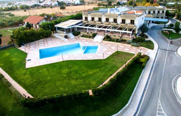 фотографии отеля Nefeli Hotel изображение №15