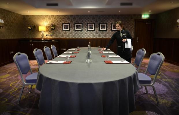 фотографии отеля Clontarf Castle изображение №3