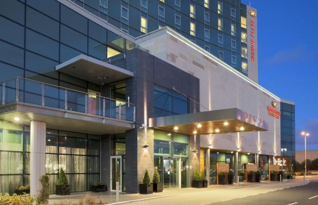 фотографии отеля Crowne Plaza Blanchardstown изображение №3