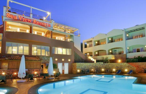 фотографии отеля Fegoudakis Sea View Resorts & Spa изображение №19