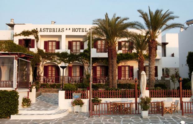 фотографии отеля Asterias Hotel изображение №19