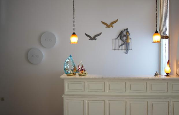 фотографии отеля Hotel and Studios Cyclades изображение №15
