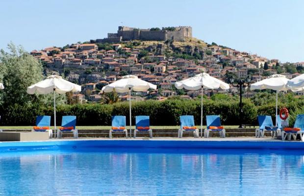 фото отеля Delfinia Hotel & Bungalows изображение №1