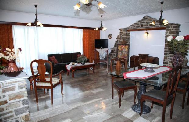 фотографии отеля Nikolas Hotel изображение №19