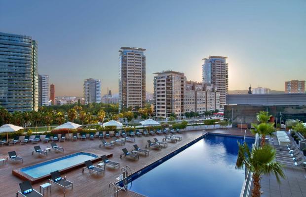 фотографии отеля Hilton Diagonal Mar Barcelona изображение №103