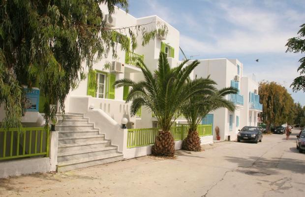 фото отеля Siren Paros (ex. Frangiscos Inn) изображение №25