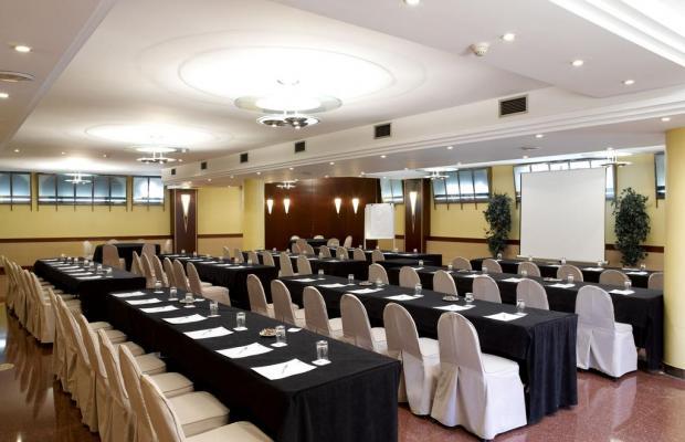 фотографии отеля Ciudad de Castelldefels изображение №23