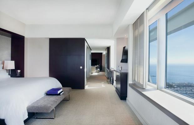 фотографии отеля Hotel Arts Barcelona изображение №31