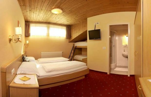 фотографии отеля Pension Europa a Selva di Val Gardena изображение №7