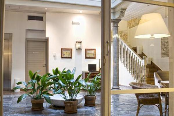 фото отеля Palacio de los Navas изображение №17