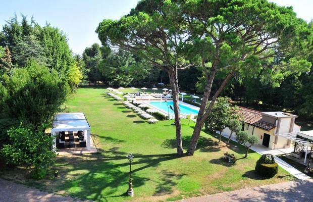 фотографии отеля Park Hotel Villa Giustinian изображение №35