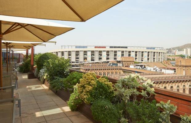фотографии отеля NH Barcelona Stadium (ex. NH Rallye) изображение №7