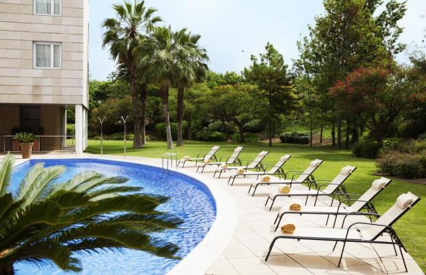 фотографии отеля Novotel Barcelona Cornella изображение №3
