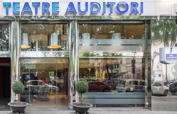 фото отеля SM Hotel Teatre Auditori (ех. Best Western Hotel del Teatre Auditori) изображение №1