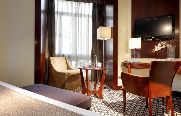 фотографии отеля Eurostars Gran Via (ex. Fontecrus Granada) изображение №3