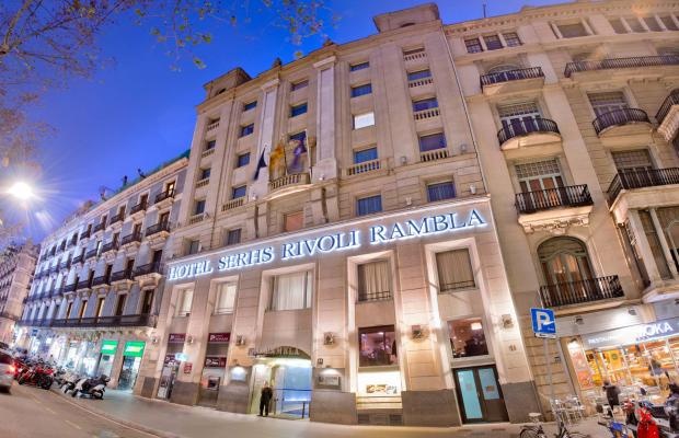 фото отеля Serhs Rivoli Rambla изображение №1