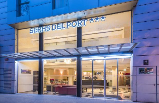 фото Hotel Serhs del Port (ex. Hesperia Del Port) изображение №26