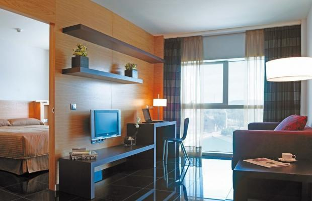 фотографии отеля Hotel Hesperia Fira Suites изображение №19